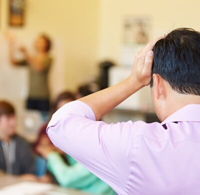 The Causes Of Teacher Stress and How To Combat It